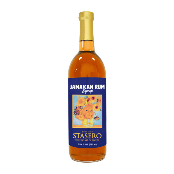 Jamaican Rum Syrup