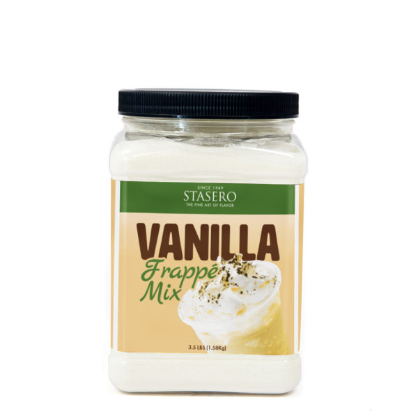 Vanilla Frappe Mix (Neutral Base)