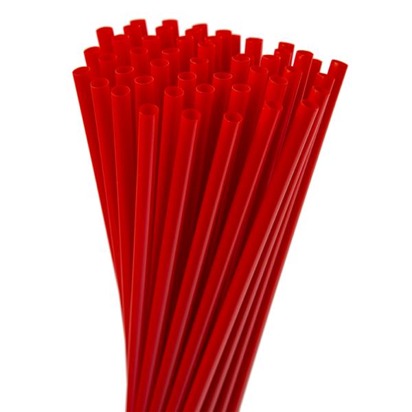 10.5″ Red Zombie Straw