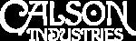Calson-Logo_White